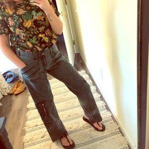 Prana rare cargo jeans